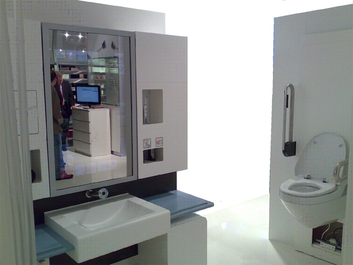 inBath – assistive bathroom surroundings at inHaus-Innovation-Center ...